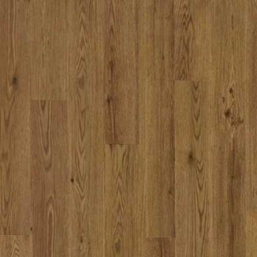 Mannington Distinctive Collection - Vintage Oak Locngo Butternut Vingl Flooring