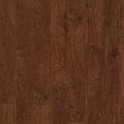 Mannington Distinctive Accumulation - Simmit Hickory Plank Mesquite Vinyl Flooring