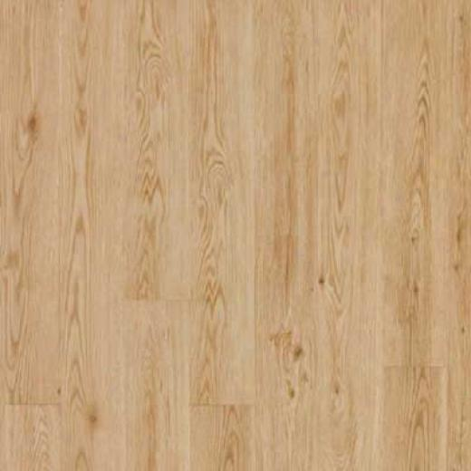 Mannington Distinctive Collection - Vintage Oak Plank Natural Honey Vinyl Flooring