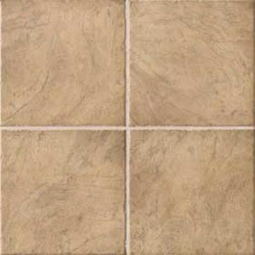 Mannington Donatello 6 X 6 Walnut Tile & Stone