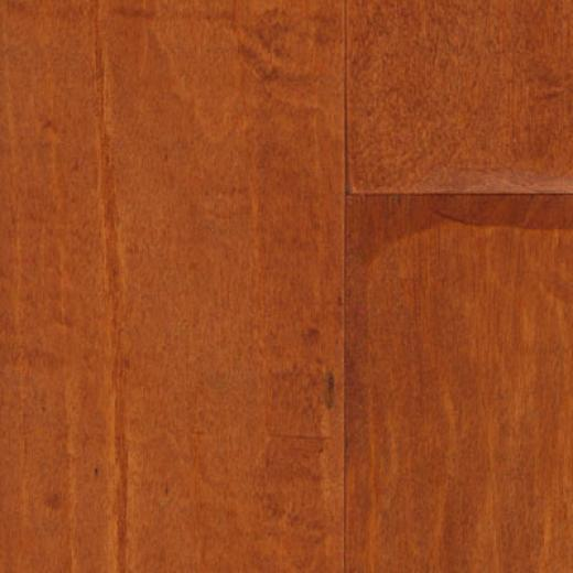 Mannington Gatehouse Maple Plank Cognac Hardwood Flooring