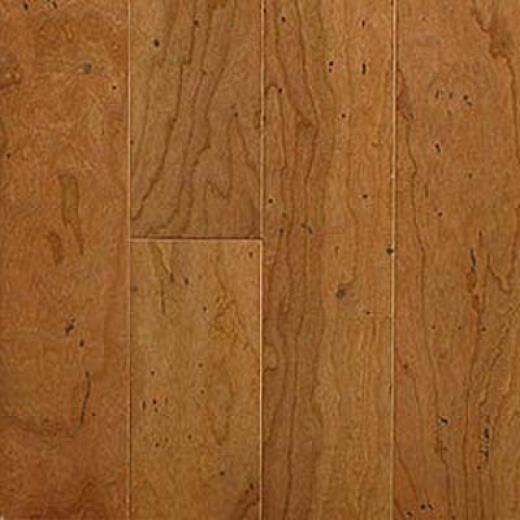 Mannington Hamilton Cherry Saffron Hardwood Flooring