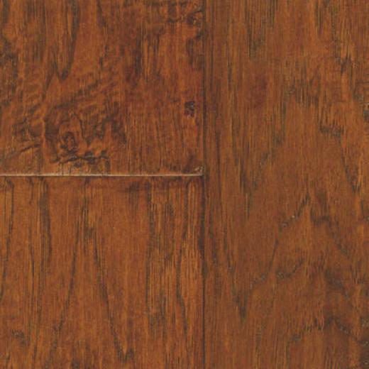 Mannington Heritage Hickory Plank Topaz Hardwood Flooring