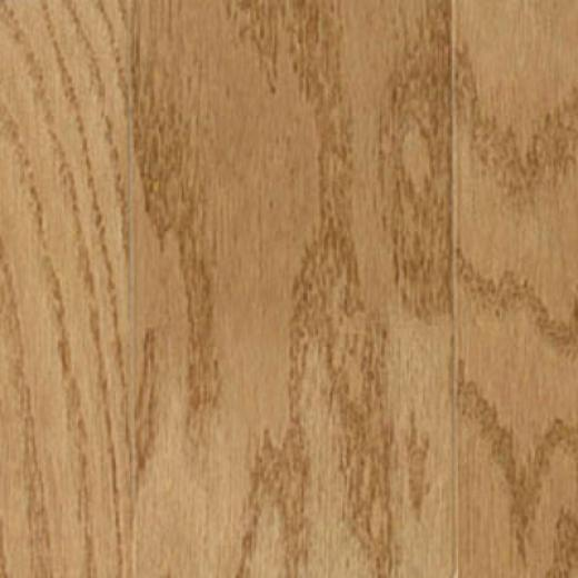 Mannington Madison Oak Plank 3 Suede Hardwood Flooring