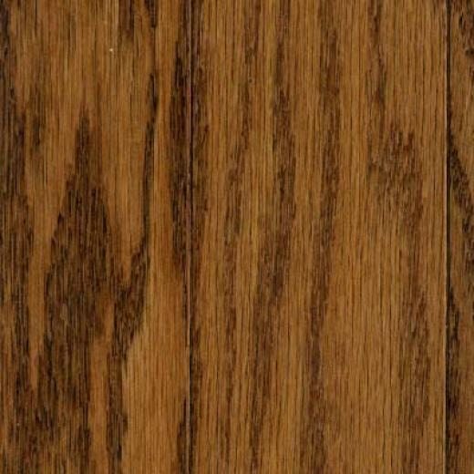 Mannington Oregon Oak Plank Cherry Spice Hardwood Flooring