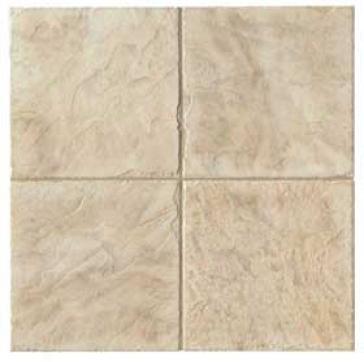Mannington Perugia 18 X 18 Bisque Tile & Stone