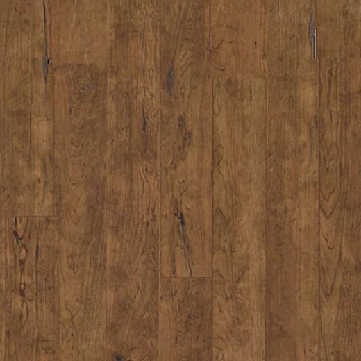 Mannington Revolutions Plank Heritage Cherry Saddle Laminate Flooring
