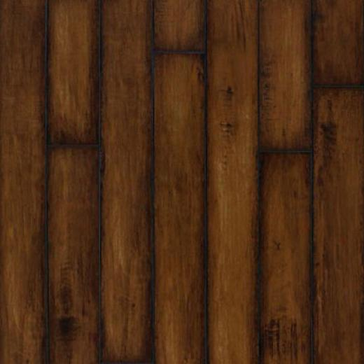 Mannington Revolutions Plank Golden Nugget Laminate Flooring