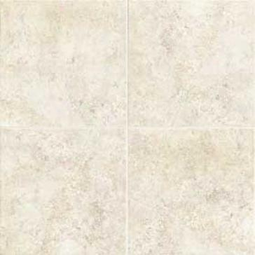 Mannington Tsatro 18 X 18 Oyzter White Tile & Stone