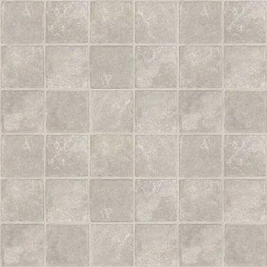 Mannington Vega Ii - Southampton 12 Carrara White Vinyl Flooring