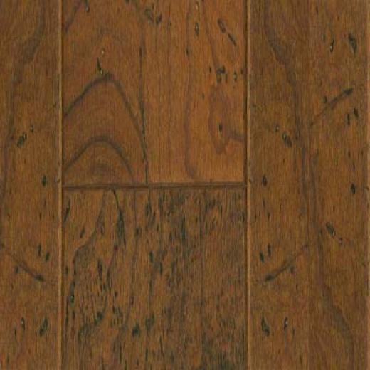 Mannington Washington Cherry Plank Cherry Spice Hardwood Flooring