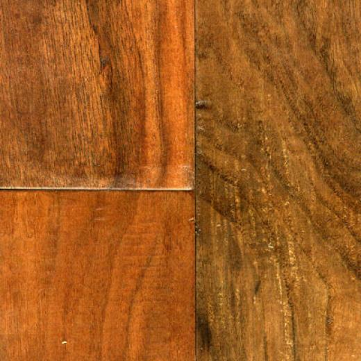 Mannington Woodbridge Walnut Plank Natural Hardwood Flooring