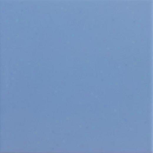 Marazzi Citta Comuni Quartieri 6 X 6 Panama New (sky Blue) Tile & Stone