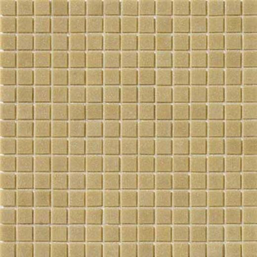 Marazzi Glass Mosaics 1 X 1 Light Brown Tile & Stone