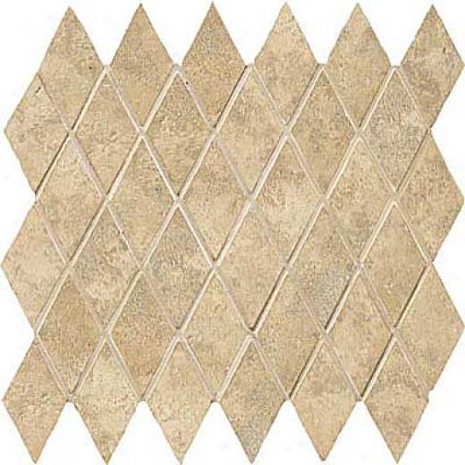 Marazzi Saturnia Diamond Mosaic 2 X 3 1/2 Acqua Tile & Stone