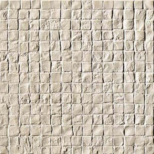 Marazzi Sigilli Polished 12 X 12 Quadro Bianco (white) Tile & Stone