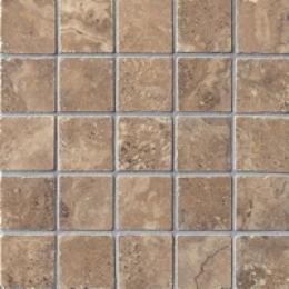 Marca Corona Aedes Regia 18 X 18 Noce Tile & Stone