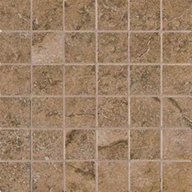 Crossville Siren Brick Mosaic 2 X 4 White Travertine Tile