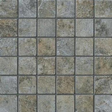 Marca Corona Origins Tessere Mosaics 2 X 2 Grey Tile & Stone