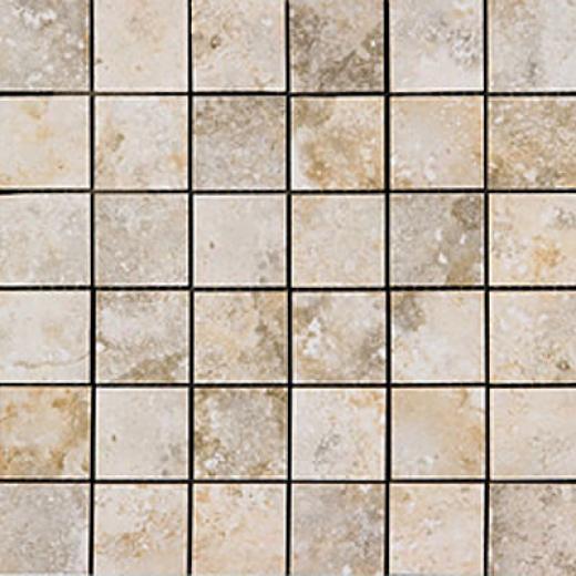 Megatrade Corp. Acropolis Mosaic Creta Gray Tile & Stone