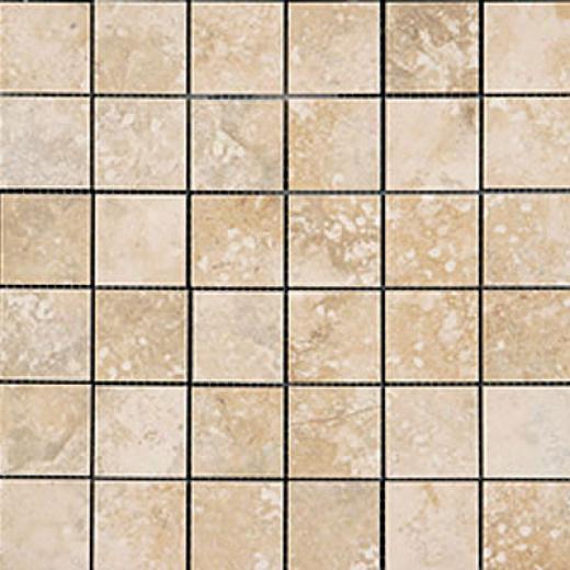 Megatrade Cofp. Acropolis Mosaic Jaspe Gold Tile & Stone