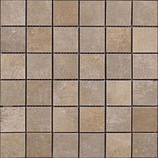 Megatrade Corp. Affreschi Series Porcelain Mosaico Ambra Tajpe Tile & Stone