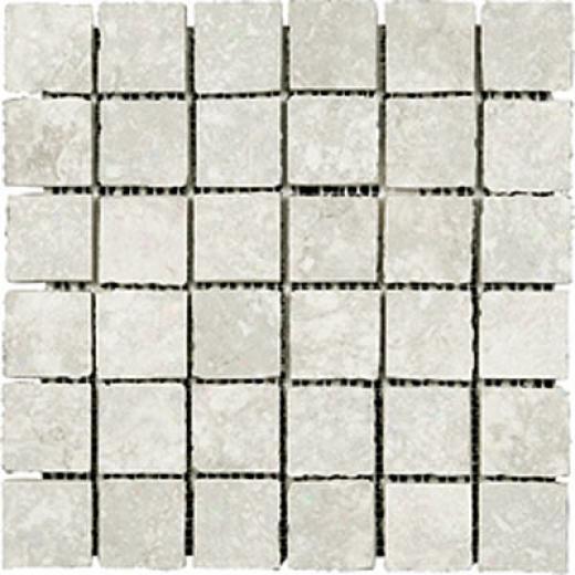 Megatrade Corp. Terre Mosaic Grigio Avorio Ivory Tile & Stone