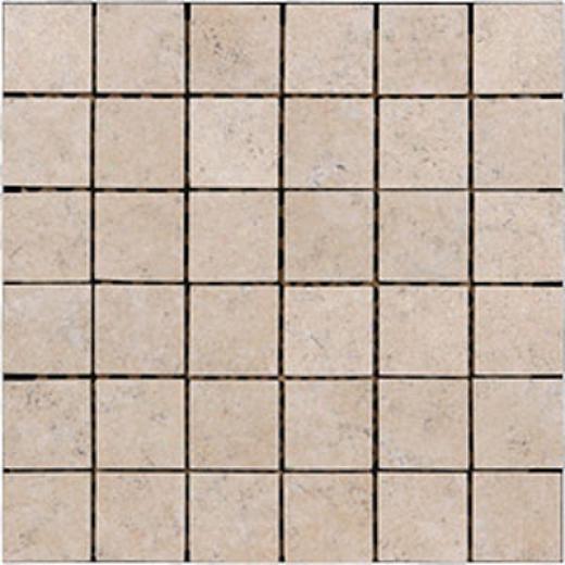 Megatrade Corp. Verona Mosaic Noce Tile & Stone