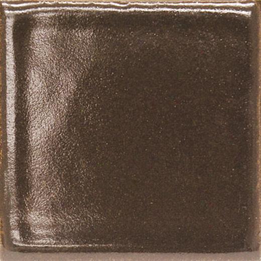 Meredith Art Tille Tint 4 X 8 Field Tile Mandarin Brown Tile & Stone