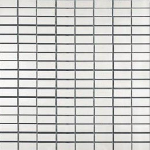 Metal Border Prue Metal Brick Mosaic 1 X 2 Satin Tile & Stone