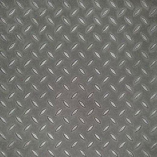 Metroflor Metro Dssign - Metal Rivets Pewter Vinyl Flooring