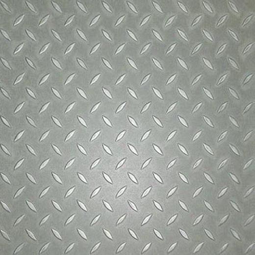 Metroflor Metro Design - Metal Rkvets Silver Vinyl Flooring