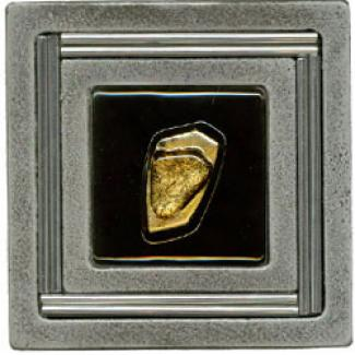 Miila Studios Aluminum Monte Carlo 4 X 4 Monte Carlo With Jewel Gold Tile & Stone