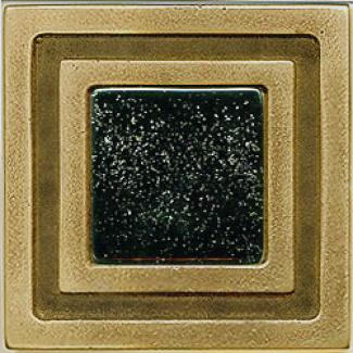 Miila Studios Bronze Mjlan 4 X 4 Milan With Black Sku Tile & Stone