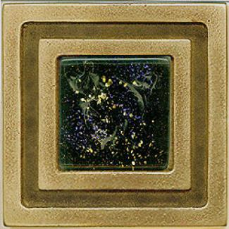 Miila Studios Bronze Milan 4 X 4 Milan Through  Galaxy Tile & Stone