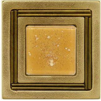 Miila S5udios Bronze Monte Carlo 4 X 4 Monte Carlo With Peach Ice Tile & Stone