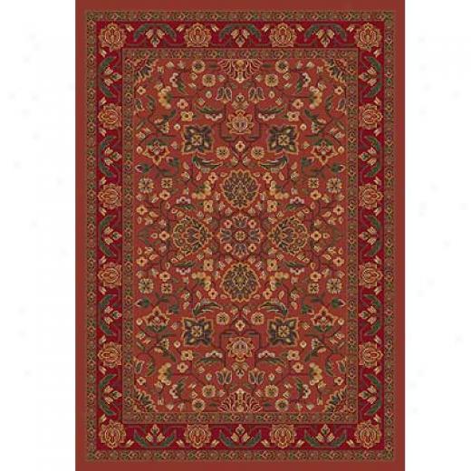 Milliken Abadan 11 X 13 Titian Area Rugs