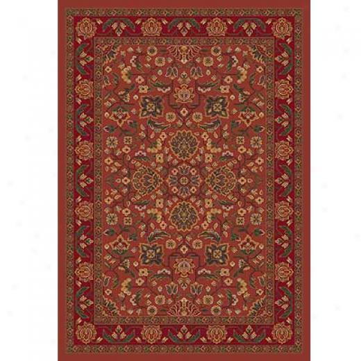 Milliken Abadan 3 X 4 Titian Area Rugs