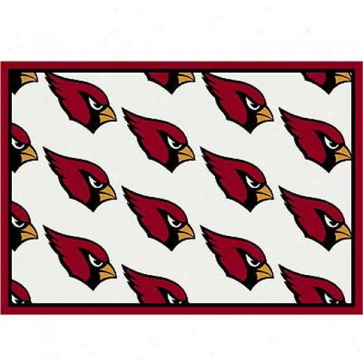 Milliken Arizona Cardinals 11 X 13 Arizona Cardinals Field Area Rugs