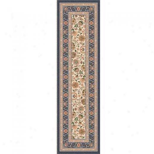 Milliken Aydin 2 X 12 Runner Metal Gray Area Rugs