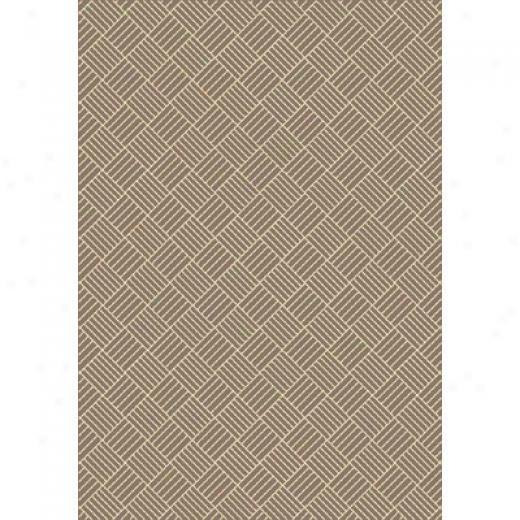 Milliken Baldosa 5 X 8 Oval Sandstone Anitque Area Rugs