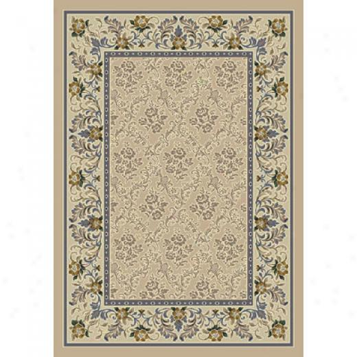 Milliken Banbury 3 X 4 Pearl Mist Antique Area Rugs