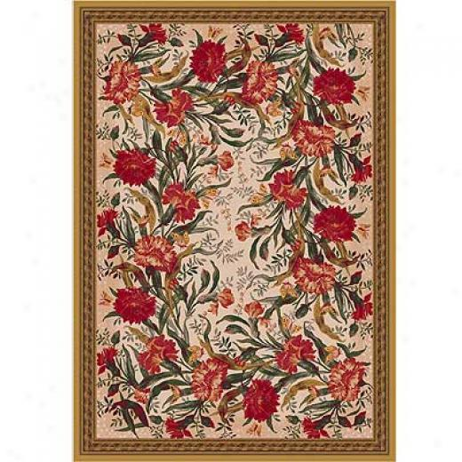 Milliken Barrington Court 4 X 5 Curry Area Rugs