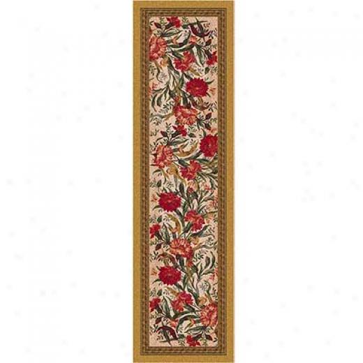 Milliken Barrington Court 2 X 8 Runner Curry Superficial contents Rugs