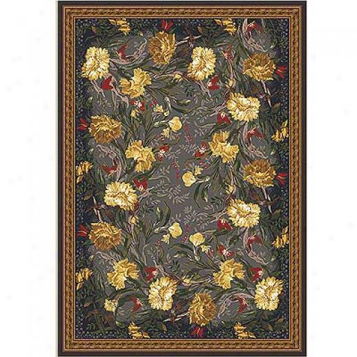 Milliken Barrington Court 3 X 4 Ebony Region Rugs