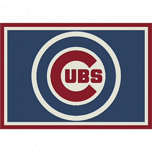 Milliken Chicago Cubs 8 X 11 Chicag0 Cubs Spirit Area Rugs