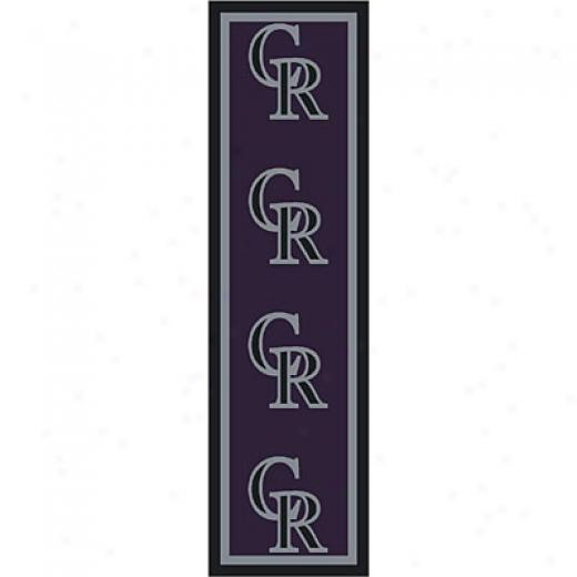 Milliken Colorado Rockies 5 X 8 Colorado Rockies Spirit Area Rugs