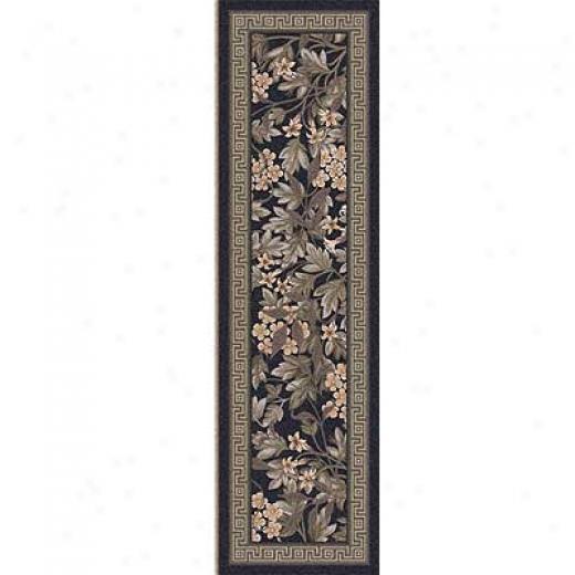 Milliken Delphi 2 X 23 Runer Ebony Area Rugs
