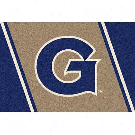 Milliken Georgetown Univerzity 3 X 4 Georgetown University Area Rugs