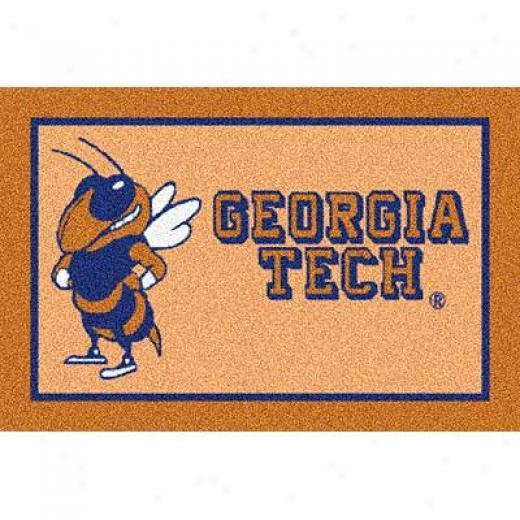 Milliken Georgia Tech 5 X 8 Georgia Tech Area Rugs